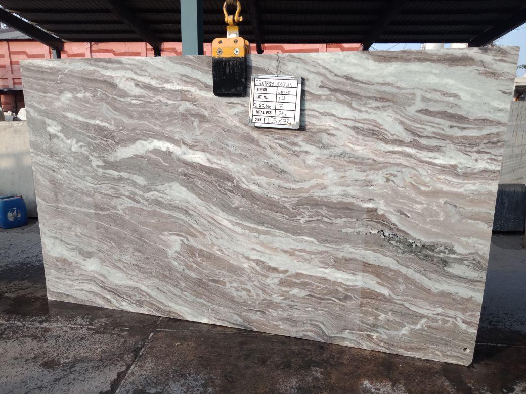 Alaska Brown Marble